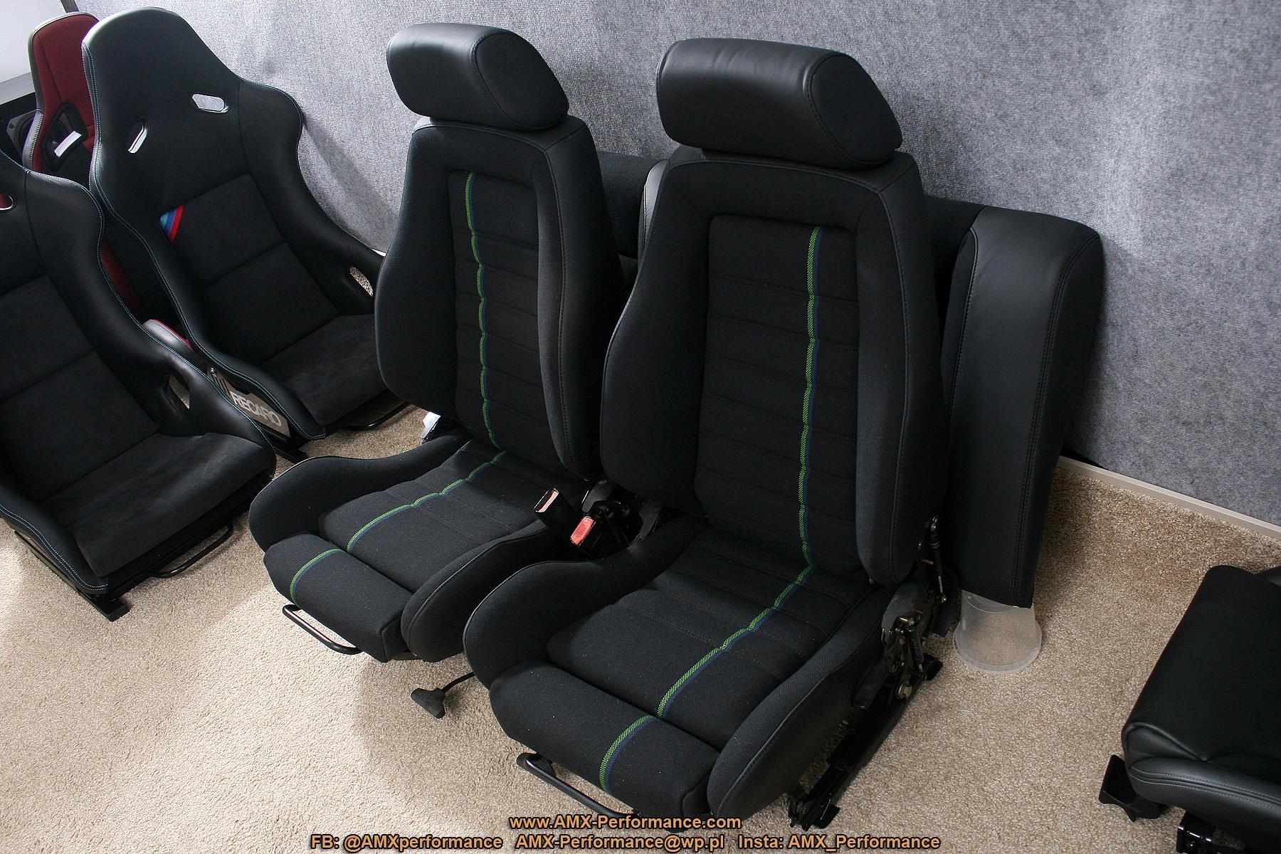 Bmw E30 Recaro Ls